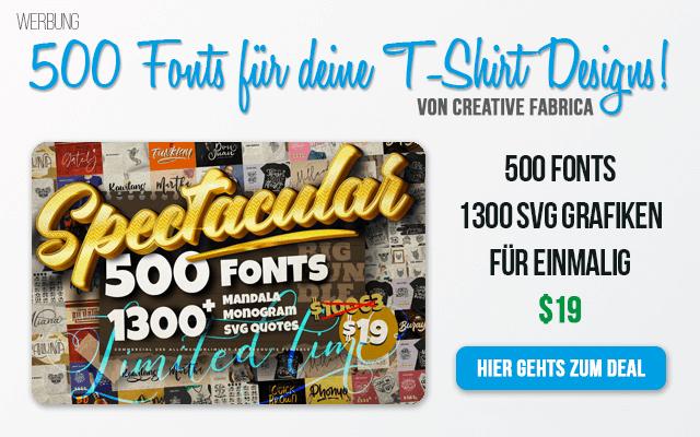 500 Font Bundle Creative Fabrica